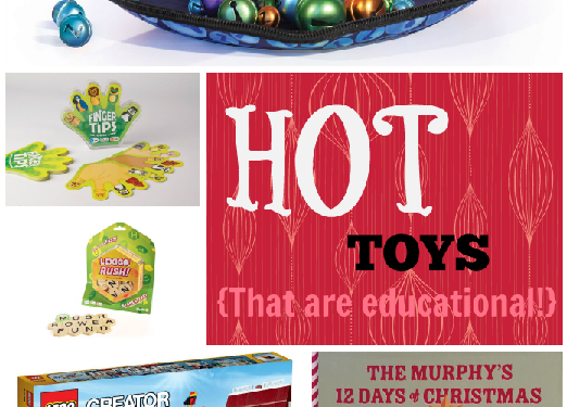 hot STEM Toys 2015