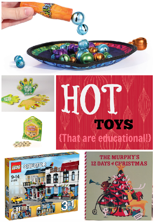 Hot Gifts for 2015 that Hold Educational Value