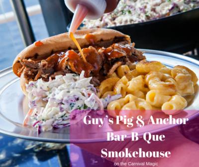 Guy's Pig & Anchor Bar-B-Que Smokehouse