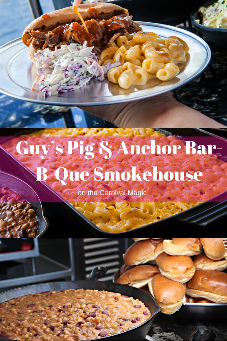 Guy's Pig & Anchor Bar-B-Que Smokehouse