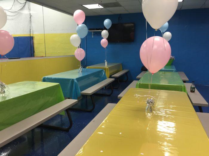 Miami Indoor Party
