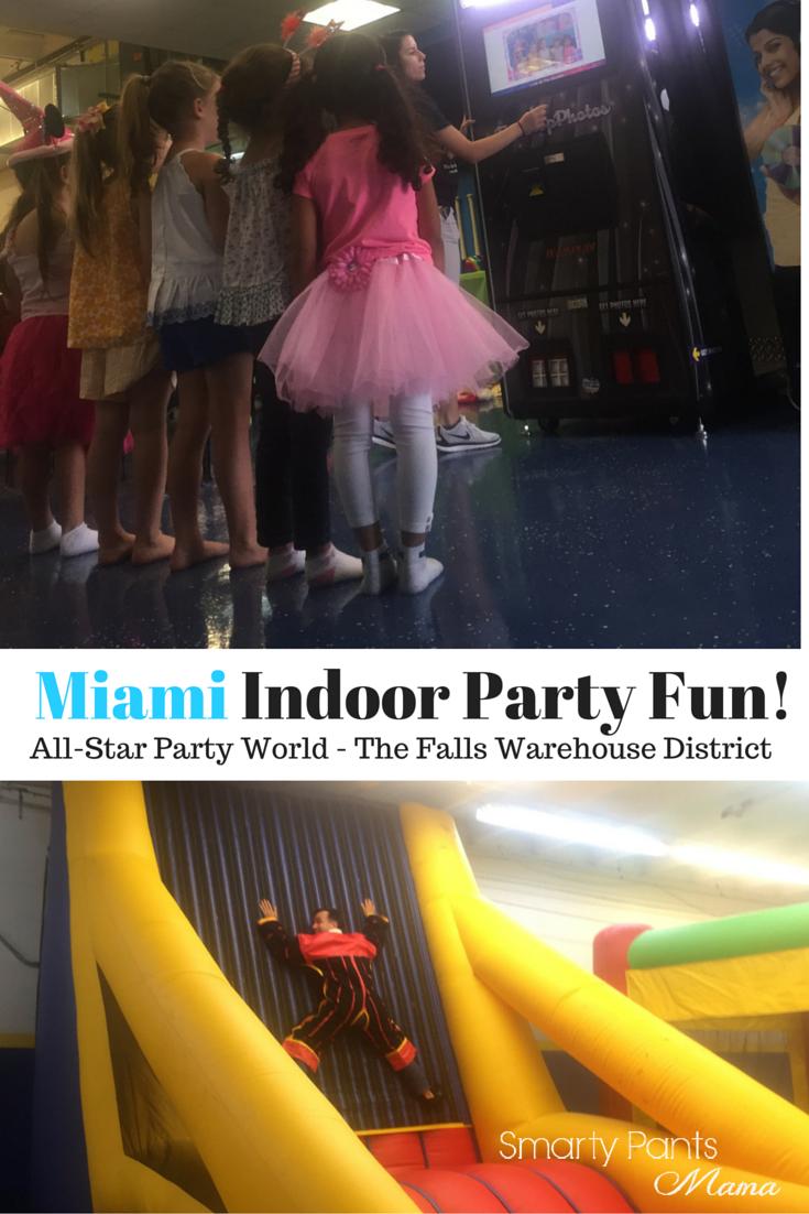 Miami Indoor Party Fun