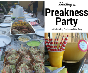 Hosting a Preakness Party