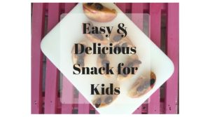 Healthy Snack Food for Kids