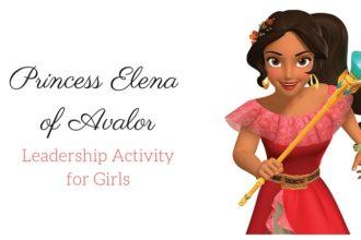 Leadership Activity Elena of Avalor