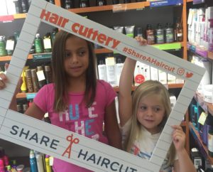 Back to School Haircut Supporting the Underprivledged