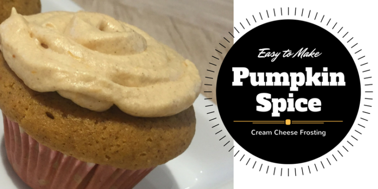 This Pumpkin Spice Cream Cheese Frosting recipe is a keeper. This easy ...