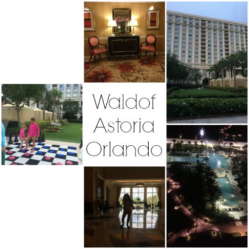 Waldorf Astoria Orlando for Family Travel