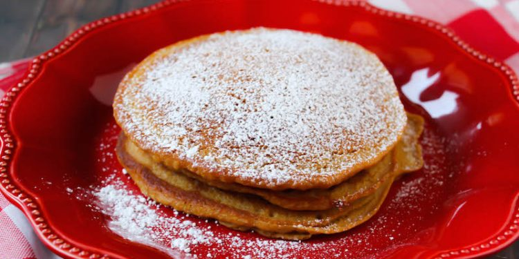Gingerbread Pancakes Recipes