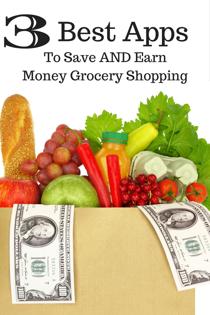 3 BEST Apps Grocery Shopping