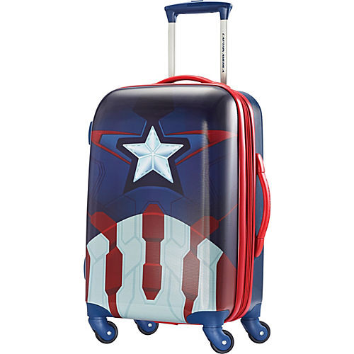 They Have Several Kid Luggage Pieces That Are Great To Add Your Collection I Really Like American Tourister Marvel Spinner