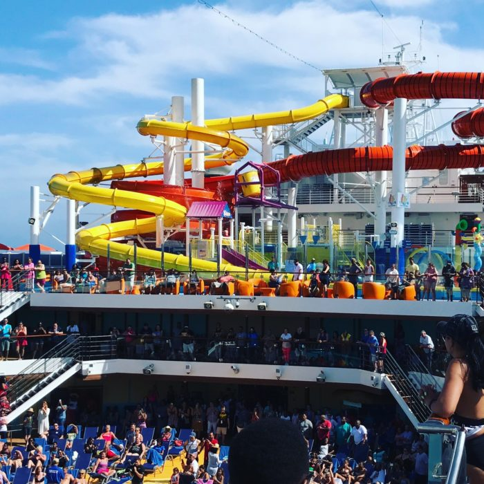 do this not that on the carnival vista carnival s latest ship