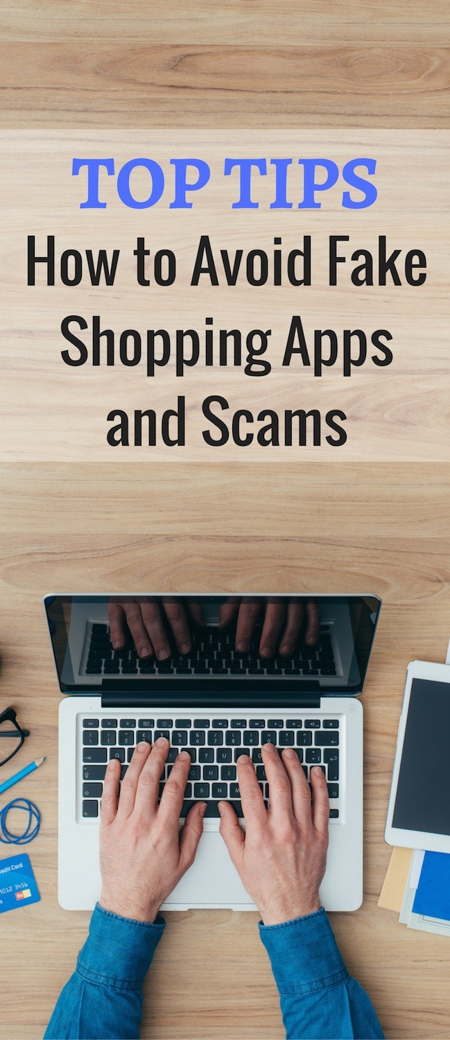fake shopping apps and scams to avoid when shopping online how to spot a fake app