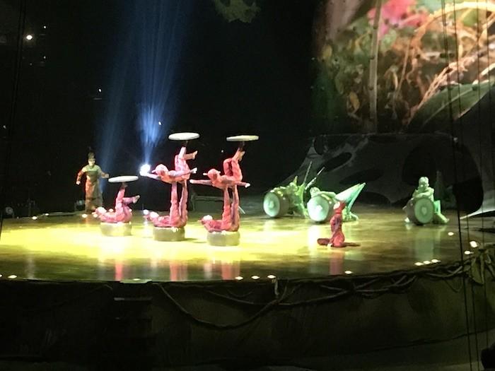 Cirque du Soleil OVO Promo Code
