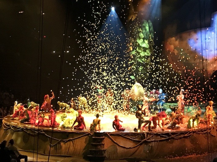 "Truth is, there's a Cirque du Soleil production for just about every personality, mood and interest out there. And ""KA,"" is for the action-loving, adventure-seeking show goers that can appreciate an age-old story of good versus evil."
