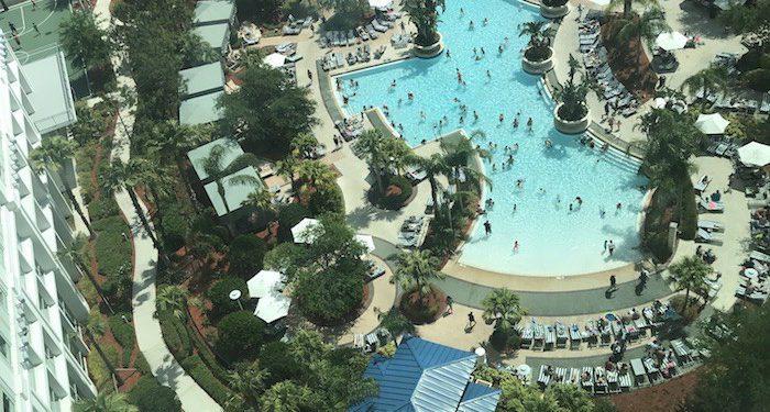 Family Weekend Getaway at the Hilton Orlando, a Central Florida Resort